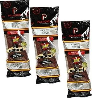Chorizo Iberico Mild by Palacios 7.9 oz. Pack of 3