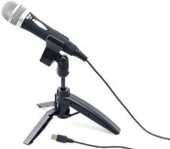 CAD Audio U1 USB Recording Microphone, Instant Mute, Stand, CAD MH110 Headphones, U1 MH110