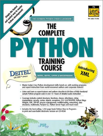 Download The Complete Python Training Course (Complete Training Course) 0130673749