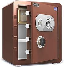 LLRYN Safe Box Keypad Safe, Steel Electronic Digital Security Safe Box Fireproof and Waterproof Safe for Home Office Hotel...