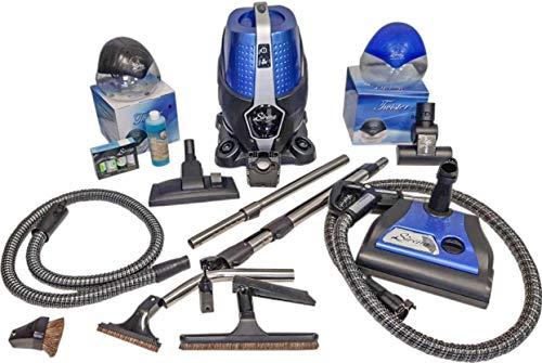 Sirena Bagless Vacuum Cleaner Premium Pack - Water Filtration Pet Vacuum