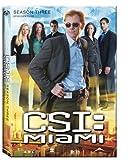 CSI: Miami - Season 3.1 (3 DVDs) - David Caruso