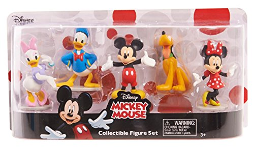 MICKEY ROADSTERS 46000 Mickey Collectible Set Toy Figure Toy