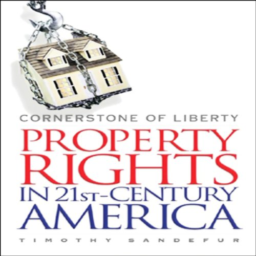 Cornerstone of Liberty audiobook cover art