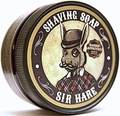 Premium Shaving Soap for