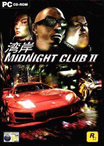 Rockstar Games Midnight Club 2 Básico Mac / PC vídeo - Juego (Mac / PC, Racing, Modo multijugador, T (Teen), Descarga)