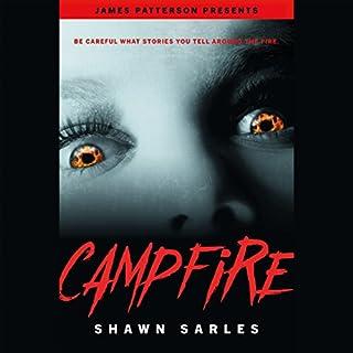 Campfire audiobook cover art