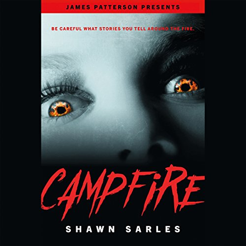 Campfire audiobook cover art