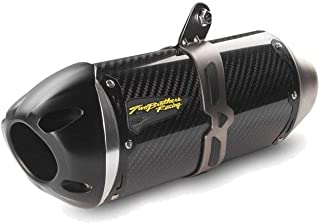 18 Triumph ST-TRIPLE765RS: Two Brothers S1R Slip-On Exhaust (Carbon Fiber)