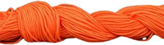 Colors 1.0mm 28M Nylon Cord Thread Chinese Knot Macrame Rattai Braided String DIY for Jewelry Making Bracelet&Necklace