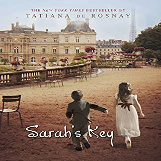 Sarah's Key audiobook cover art