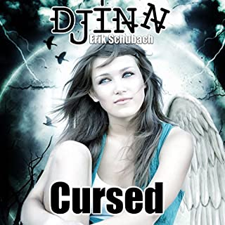 Djinn: Cursed audiobook cover art