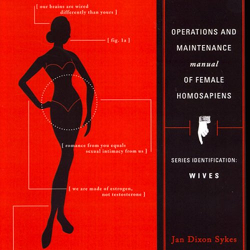 Operations and Maintenance Manual of Female Homosapiens audiobook cover art