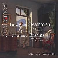 String Quartets/Brahms