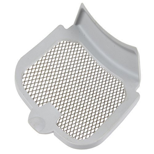 """Qualtex Deep Fat Fryer Filter Compatible with Tefal Fz700015, Fz700016/12C, Gh800015 Actifry & Plus, 4"""""""