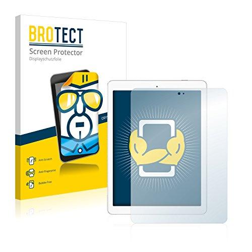 BROTECT Schutzfolie kompatibel mit Cube Talk 9X U65 U65GT (2 Stück) klare Displayschutz-Folie