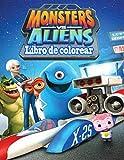 Monsters vs aliens libro de...
