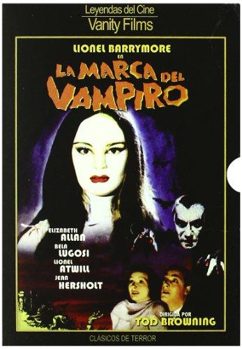 La marca del vampiro [DVD]