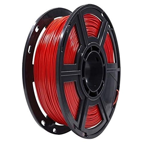 Filamento Abs-Pro Red 0.5Kg, Flashforge, 30023, Conforme Descrição