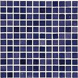 e-ceramica 8436028840168 Mosaico Cristal Azul