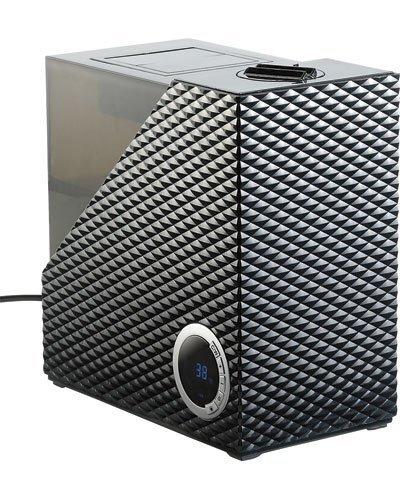 Preisvergleich Produktbild Carlo Milano Nebler: Ultraschall-Luftbefeuchter LBF-450 Warm- / Kaltnebel,  Timer (Ultraschallzerstäuber)