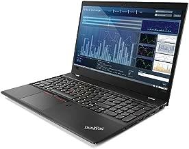Oemgenuine Lenovo ThinkPad P52s Laptop 15.6 Inch FHD IPS Display 1920x1080, Intel Quad Core i7-8550U, 32GB RAM, 1TB SSD, Fingerprint, Backlit Keyboard, W10P