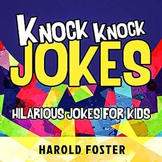 Knock Knock Jokes: Hilarious Jokes for Kids cover art