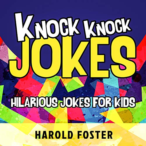 Knock Knock Jokes: Hilarious Jokes for Kids cover art