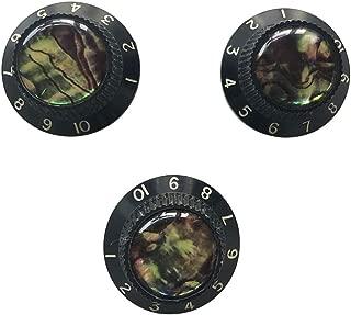 green strat knobs