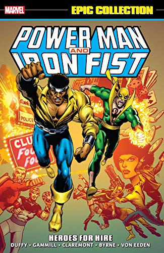 Power Man & Iron Fist Epic Collection: Heroes For Hire (Power Man and Iron Fist (1978-1986)) (English Edition)