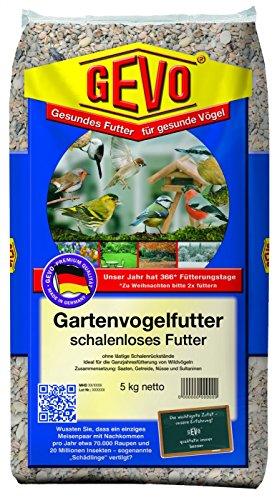 Gevo Gartenvogelfutter (schalenlos) 5 kg
