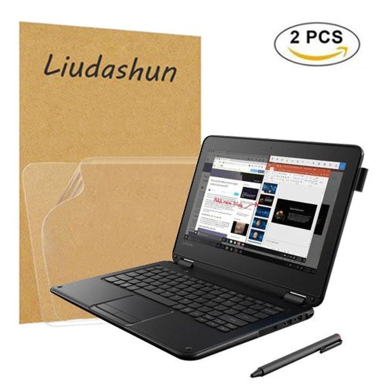 Liudashun Screen Protector for Lenovo 300e Windows 2-in-1 11.6