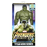 Avengers: Infinity War - Hulk Titan Hero Power FX (Personaggio 30cm, Action Figure), E0571EU4
