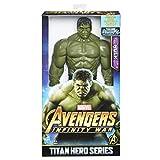 Avengers: Infinity War - Hulk Titan Hero Power FX (Personaggio 30cm, Action Figure), E0571...