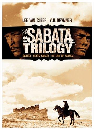 The Sabata Trilogy (Sabata / Adios, Sabata / Return of Sabata)