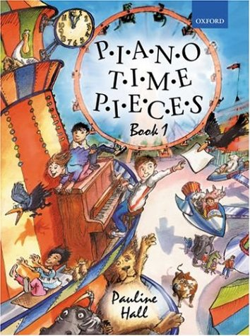 Piano Time Pieces 1: Bk. 1