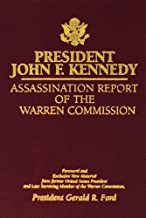 Signed Limited Edition President John F Kennedy Assassination Report of the Warren Commission