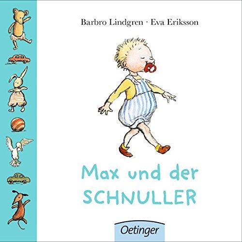 Max und der Schnuller: ab 18 Monaten