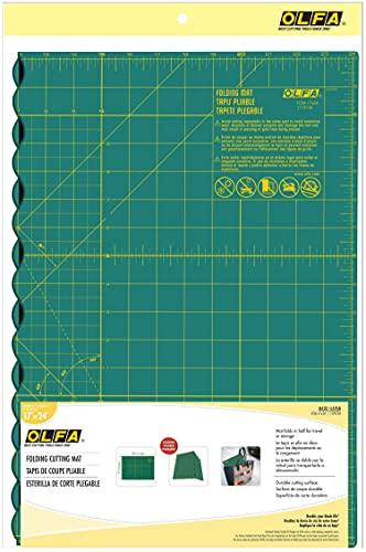 Olfa 1119734 Folding Mat, 17  x 24