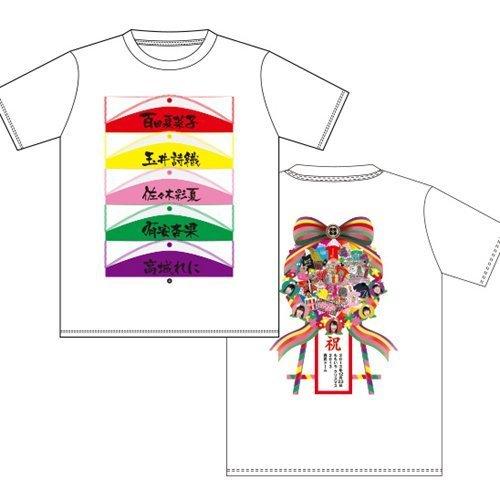 ももいろクローバーZ公式グッズ 集大成Tシャツ2013 【ももクロ】Mサイズ
