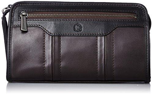 [タケオキクチ] セカンドバッグ 23cm ジゼルレザーII 185221 CHO