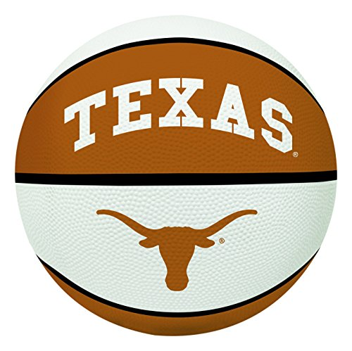 Review NCAA Texas Longhorns Crossover Full Size Basketball by Rawlings
