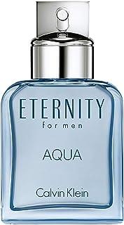 Calvin Klein ETERNITY for Men AQUA Eau de Toilette, 3.4 Fl Oz
