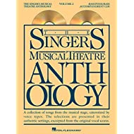 The Singer's Musical Theatre Anthology - Volume 2: Baritone/Bass Accompaniment CDs (Vocal Collection)