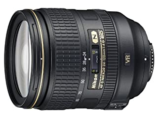 Nikon AF-S 24-120mm F4 ED VR - Objetivo para Nikon (distancia focal 36-180mm, apertura f/4, zoom óptico 5x,estabilizador) color negro - Versión Europea (B003ZSHNEK) | Amazon price tracker / tracking, Amazon price history charts, Amazon price watches, Amazon price drop alerts