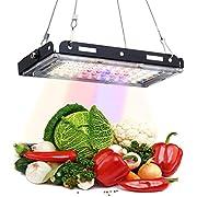 LED Grow lamp Panel Light,Aogled 150W Equivalent Growing lamp Plant Grow Light for Indoor Plants Full Spectrum Panel Growing Lamp for Seedling Veg and Flower