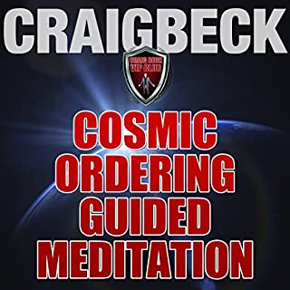 Cosmic Ordering Guided Meditation audiobook cover art