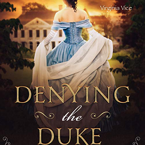 Denying the Duke audiobook cover art