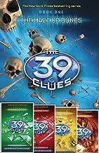 The 39 Clues Set of Books #1 - #5: The 39 Clues® #1: The Maze of Bones / The 39 Clues® #2: One False Move / The 39 Clues® ...