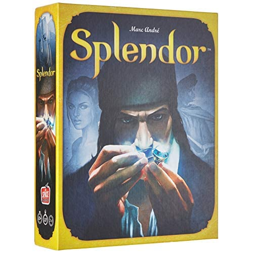 Asmodee – Gioco di strategia – Splendor